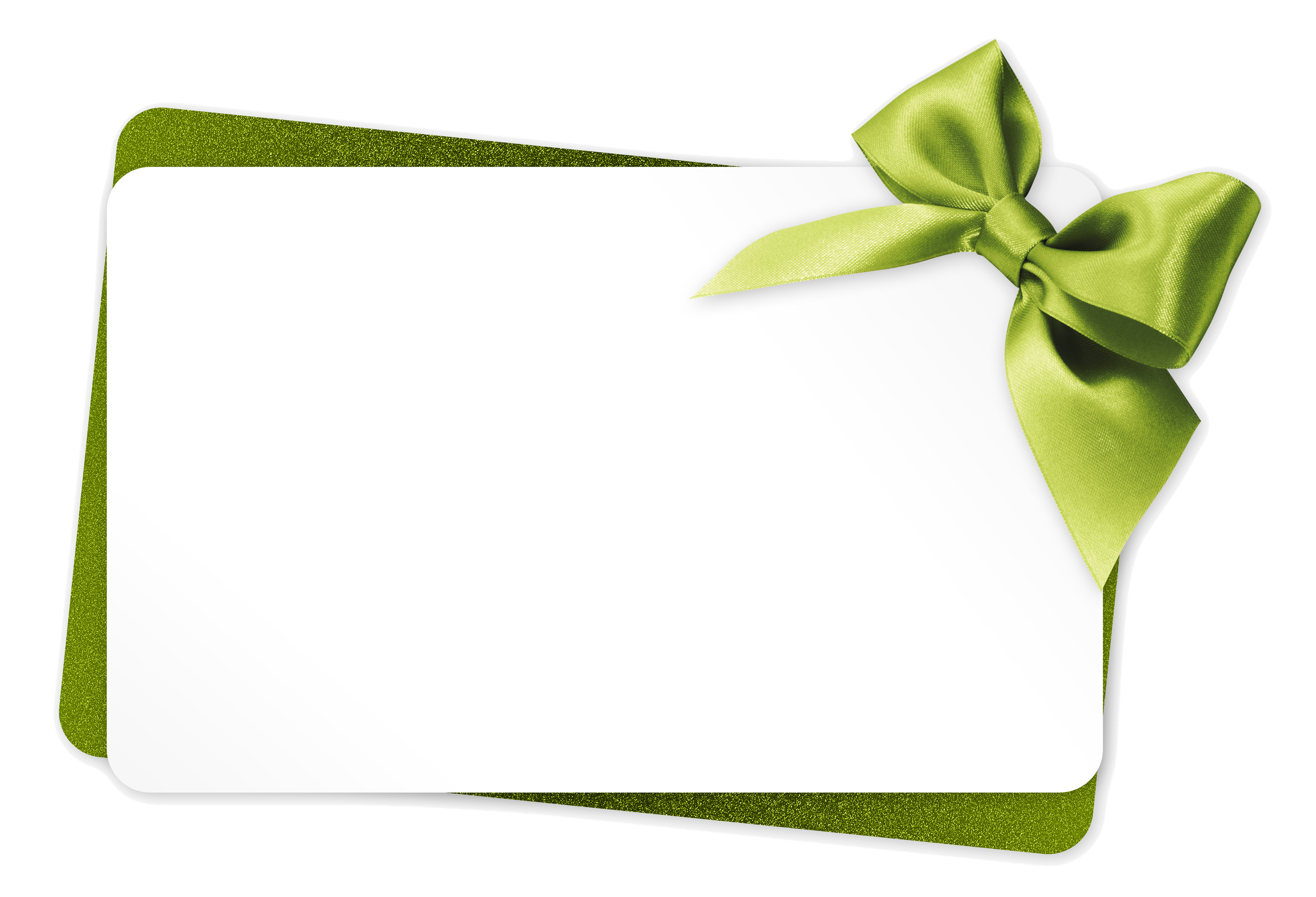 gift certificate.
