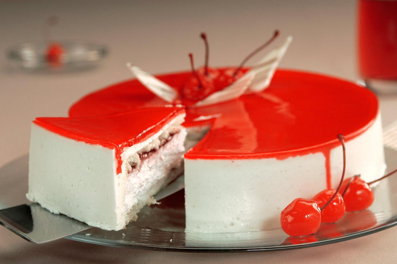 A very sweet cake