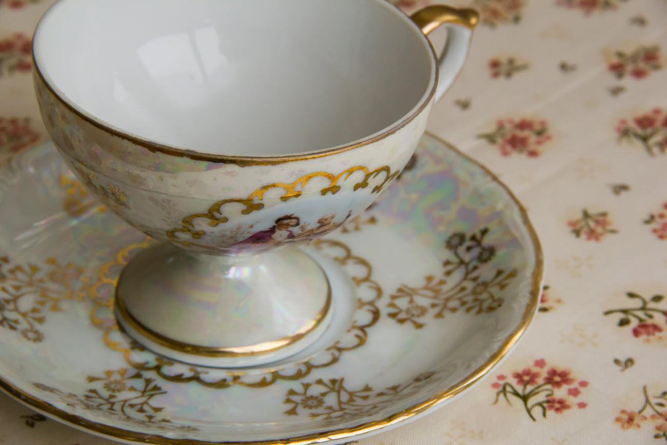 Fine porcelainware
